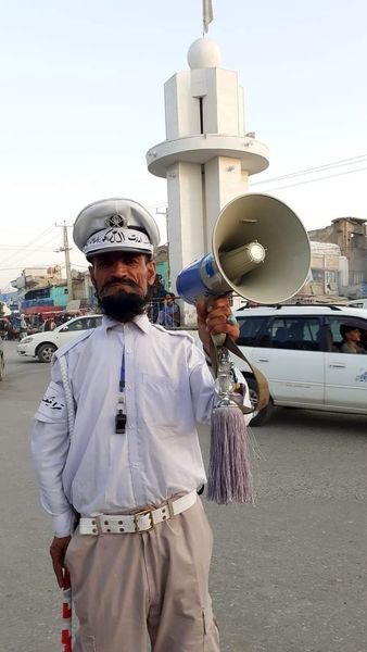 پلیس راهنمایی رانندگی طالبان