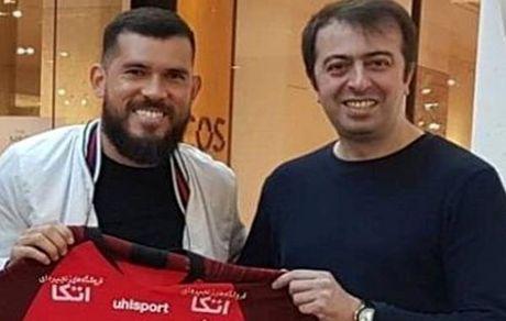 اقدامات جدید باشگاه پرسپولیس برای جلب رضایت گابریل