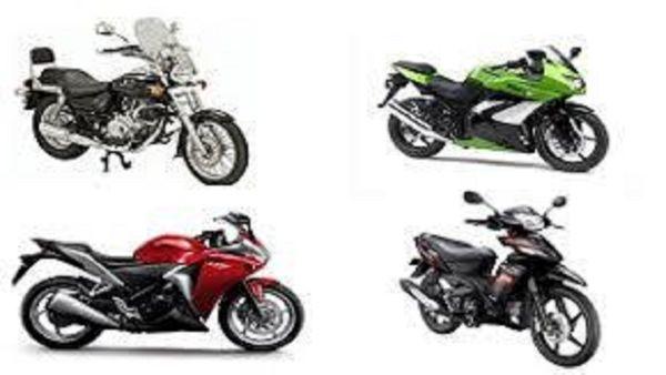 قیمت انواع موتورسیکلت یکشنبه ۲۶ مرداد