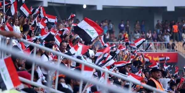 میزبان بازی عراق-ایران تا 2 روز آینده مشخص میشود