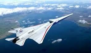 آمریکا هواپیماهای مافوق صوت می سازد