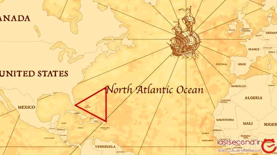 کشف راز مثلث برمودا به دست دانشمندان