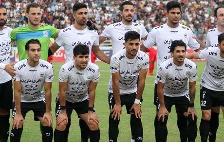 شاهین بوشهر به CAS مراجعه می کند