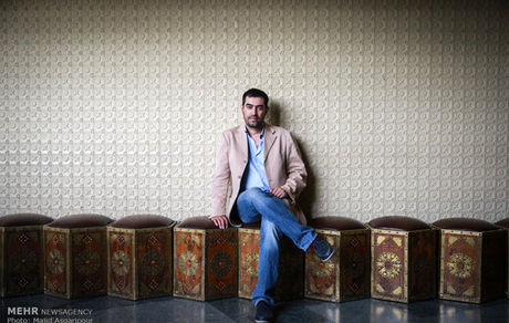 عکس شهاب حسینی و حسن فتحی پشت صحنه «مست عشق» + عکس