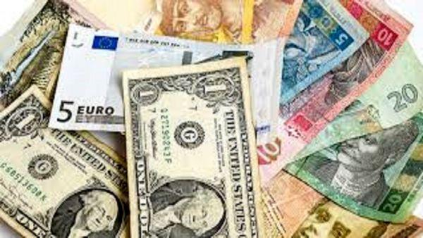 نرخ ارز آزاد جمعه ۲۷ تیر