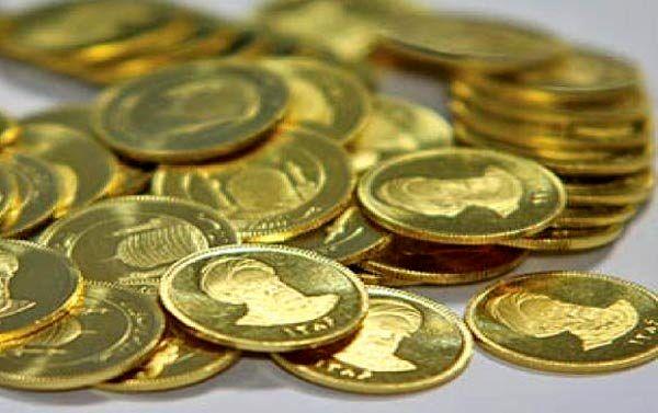 شوک / سکه در سراشیبی قیمت افتاد