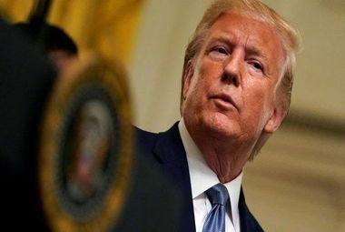 استیضاح ترامپ متوقف شد؟