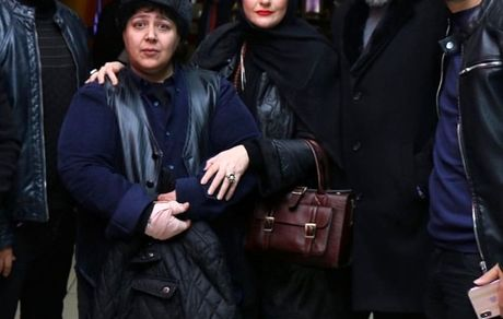 شهره لرستانی در اکران اژدر + عکس