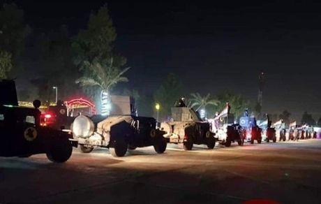 نیروهای ویژه ضد تروریسم در خیابانها مستقر شدند