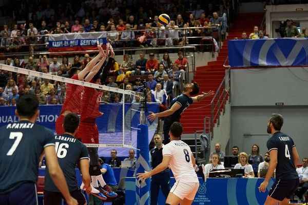 دلایل ناکامی تیم ملی والیبال در کسب سهمیه المپیک