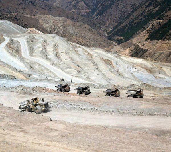 ۵۰۰ میلیون تن ذخایر مس در سیستان و بلوچستان کشف شده است