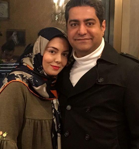 سجاد عبادی همسر دوم آزاده نامداری کیست؟ + تصاویر