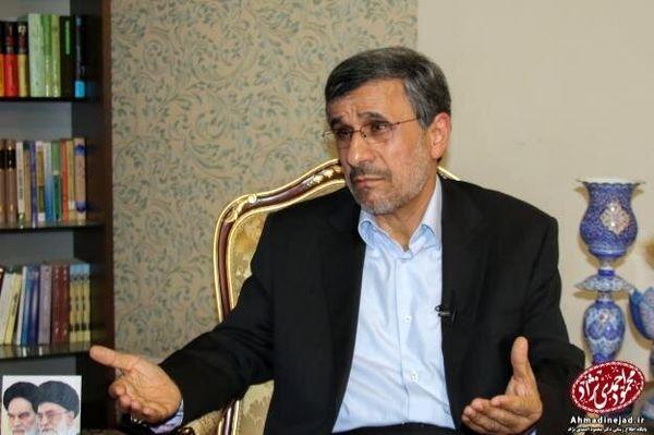 محمود احمدی نژاد: حرامی کیست؟!