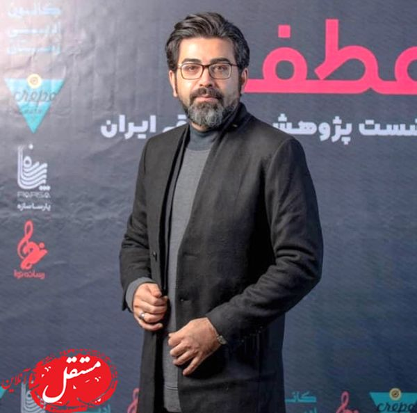 ظاهر متفاوت فرزاد حسنی در یک مراسم + عکس