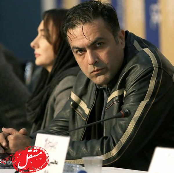 بازیگر وارش در کنار هانیه توسلی + عکس