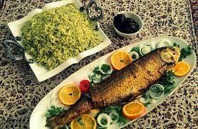 طرز تهیه سبزی پلو با ماهی شب عید + نکات مهم طبخ