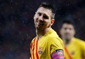 مسی با صدرنشینکردن بارسلونا به استقبال توپ طلا رفت