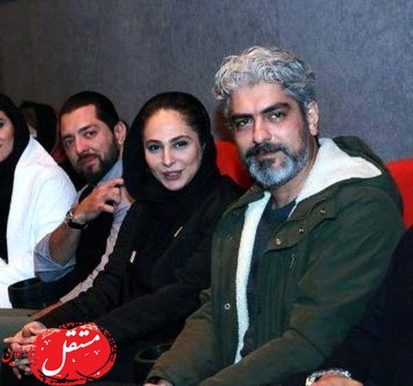 مهدی پاکدل ازدواج کرد + عکس همسر دومش