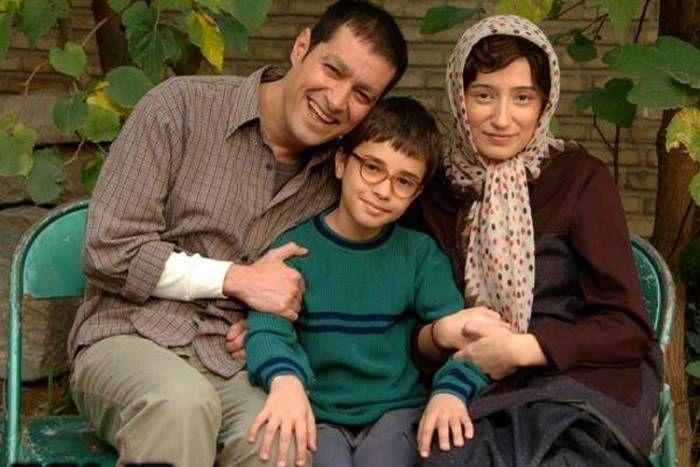 شهاب حسینی و نگار جواهریان