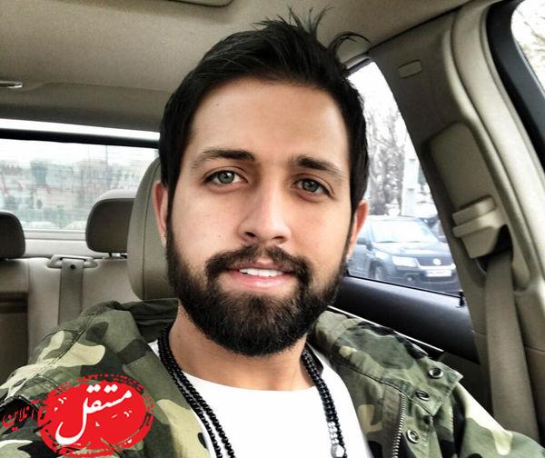 محسن افشانی داغدار شد + بیوگرافی و تصاویر