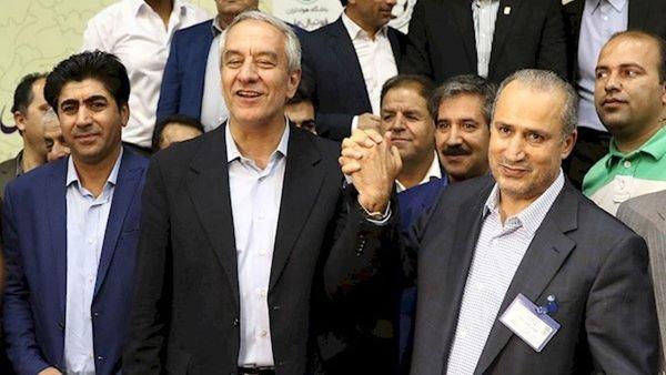 مثلث سقوط: احمدینژاد-کفاشیان-تاج