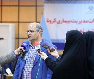 خبر خوب برای مردم/کاهش مراجعات کرونایی در تهران