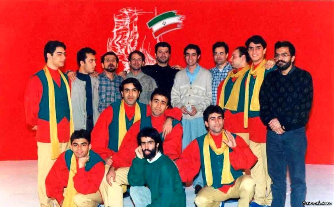 شهاب حسینی در برنامه اکسیژن
