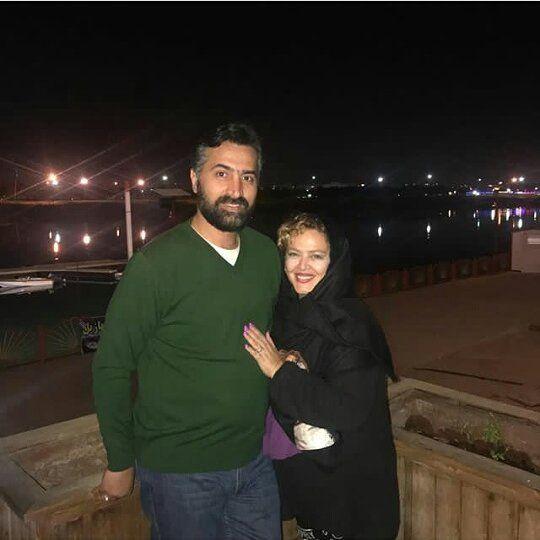 خوشگذرانی بهاره رهنما و همسرش در اهواز! + عکس | بهداشت نیوز