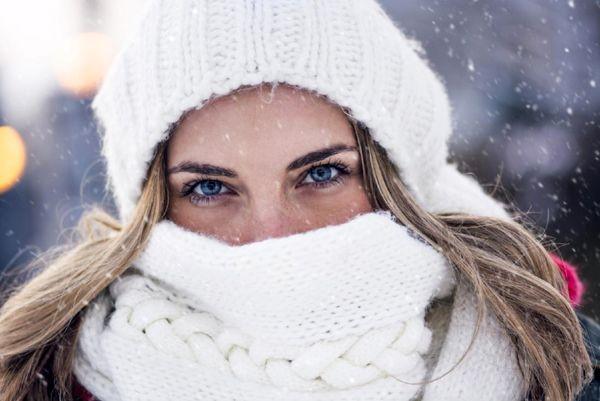 در هوای سرد بدن چه تغییراتی می کند؟