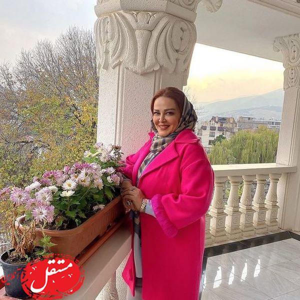 عاشقانه بهاره رهنما و همسر پولدارش + عکس
