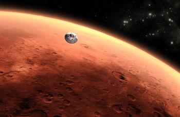 کشف برجهای بسیار بلند و عجیب در مریخ