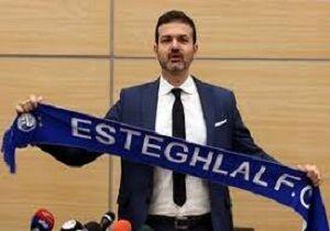 سرمربی استقلال سومین لژیونر موفق فوتبال ایتالیا