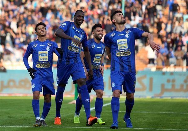 تیم منتخب هفته دهم لیگ برتر فوتبال