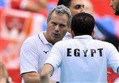 سرمربی مصر: به اندازه یک توپ بهتر از ایران بودیم