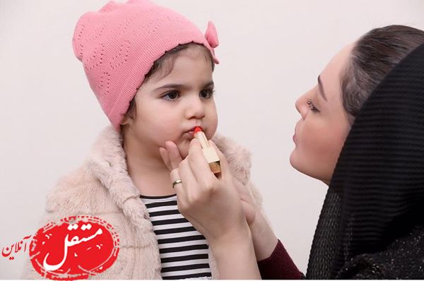 مادر دختری های شیلا خداداد + عکس