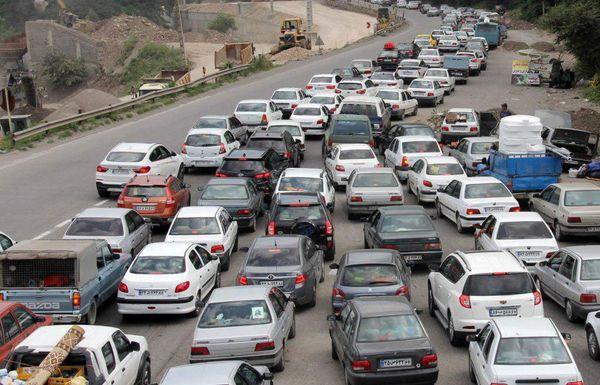 بیشاز 5/4میلیون ساعت از عمر تهرانیها در ترافیک هدر میرود