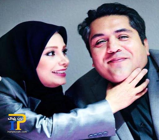 عکس جالب «صبا راد» و همسر خوانندهاش - ایرانپژواک