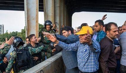 ۲۳ نفر تاکنون آزاد شدند و ۶ نفر دیگر هم آزاد میشوند