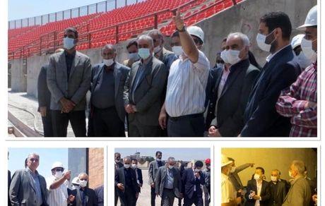 تقدیر از تلاشها و اقدامات دکتر سعدمحمدی در زمینه مسئولیتهای اجتماعی و ورزشی