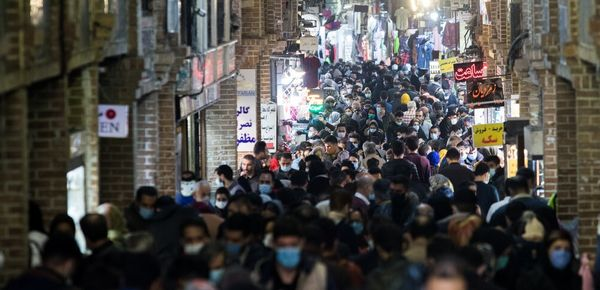 تهران قرنطینه می شود؟