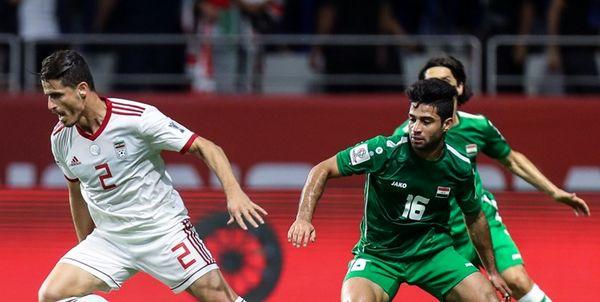 فدراسیون عراق: ایران اعتراضی به برگزاری بازی در اربیل نداشت