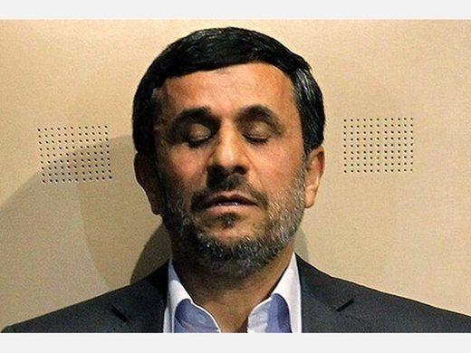 احمدینژاد میآید
