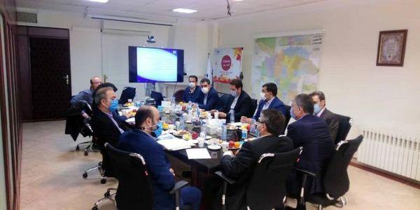 برگزاری جلسه کمیته حسابرسی پخش سراسری بازارگستر پگاه