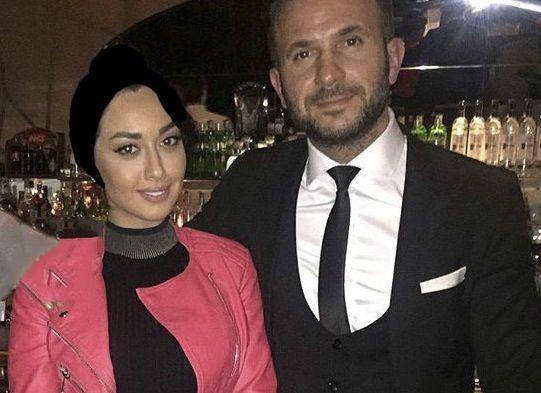 شایعه    جنجال رونمایی صدف طاهریان از همسرش  + تصاویر کشف حجابش