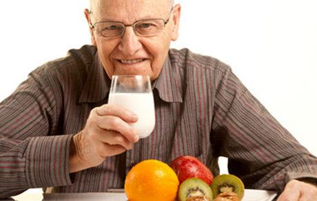 سالمندان و نیازهای تغذیه ای