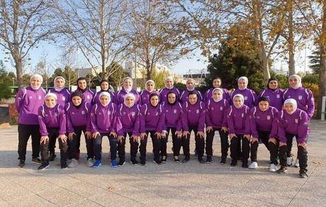 آغاز اردوی تیم ملی فوتسال بانوان از پایان هفته