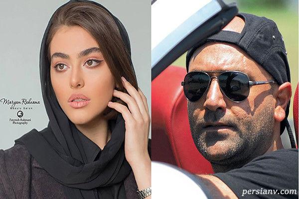 ریحانه پارسا| جنجال ماجرای طلاق از مهدی کوشکی + عکس و بیوگرافی