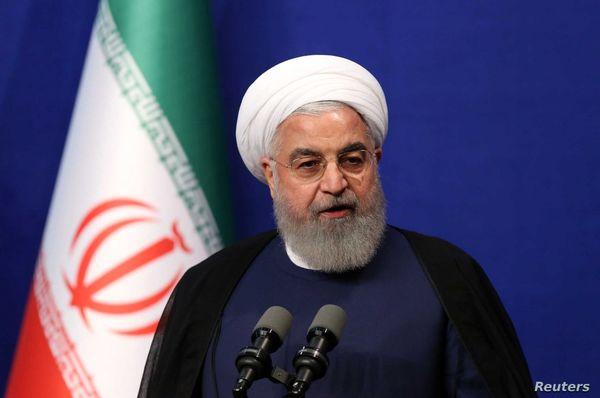 حسن روحانی هم به حامیان همتی پیوست + فیلم