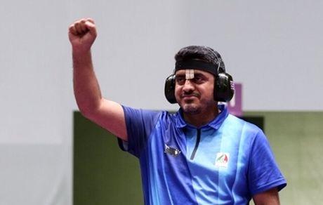 کسب اولین مدال طلای المپیک تاریخ تیراندازی ایران