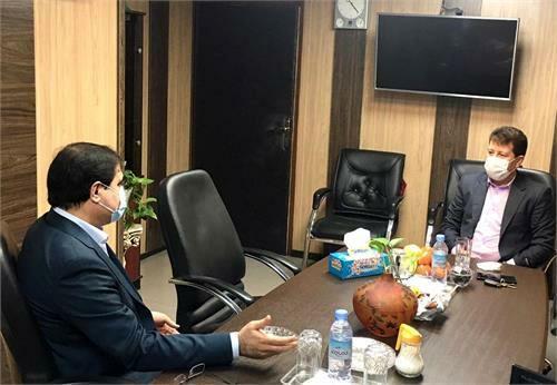 تقدیر مشاور استاندار خوزستان از عملکرد فولاد خوزستان در مقابله با ویروس کرونا